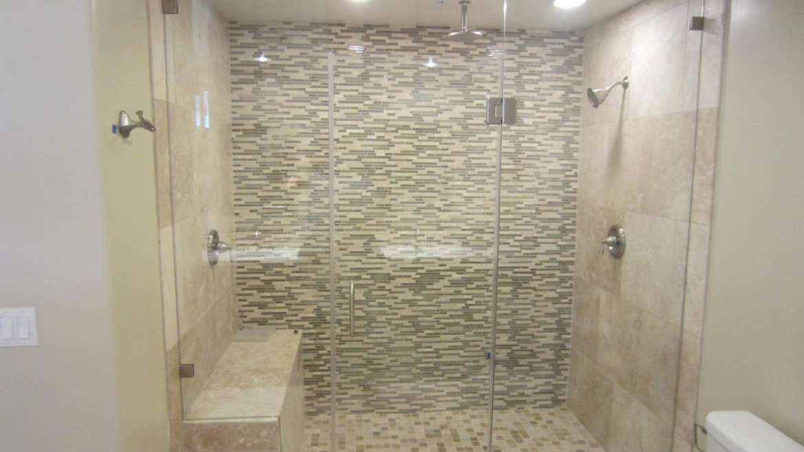 How to Clean a Shower Screen to Make it Look Brand New.